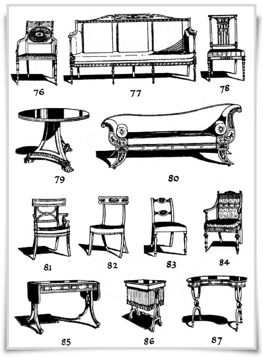 1000+ images about American Colonial Furniture on