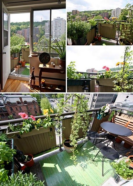 53 best images about Apartment balcony garden ideas on Pinterest  Spotlight Balcony design and