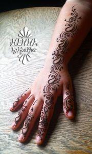 ideas easy henna