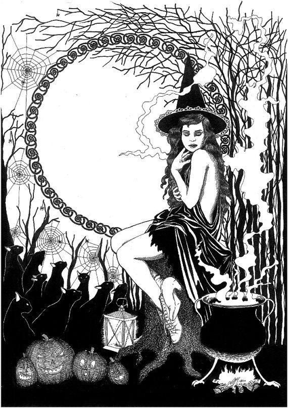 best images about pagan coloring pages on pinterest