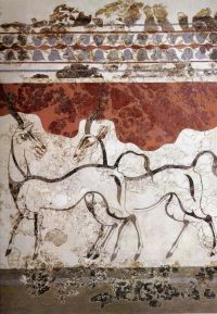 112 best images about Ancient Greek Fresco Paintings on ...