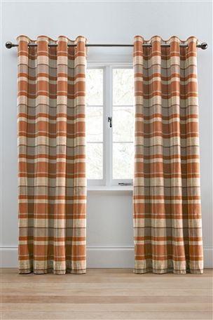 25 Best Ideas About Orange Eyelet Curtains On Pinterest Orange