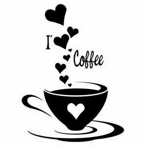 212 best images about 1s Cafe Silhouettes on Pinterest