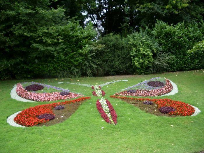 30 Best Images About Flower Garden Design Ideas On Pinterest