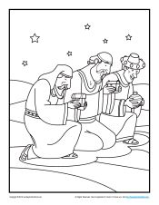 127 best images about Bible Coloring Pages on Pinterest