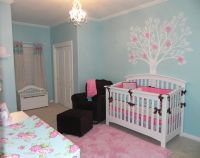 Top 25 ideas about girl nursery ideas on Pinterest | Baby ...