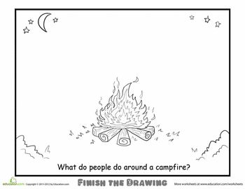 25 best images about camping workbooks on Pinterest