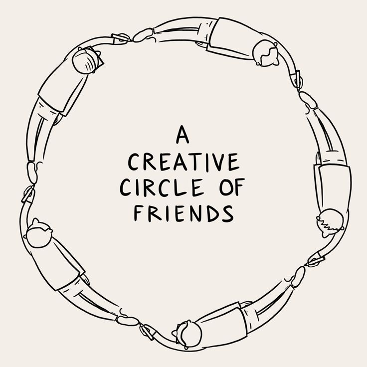 25+ best ideas about Circle Of Friends on Pinterest