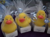 Rubber Ducky Baby Shower Centerpieces | Oct 2009 Rubber ...