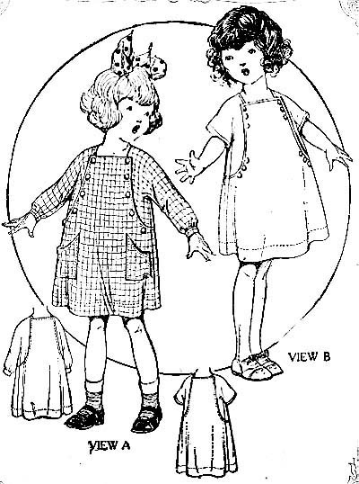 Antique Dolls Coloring Page Coloring Pages