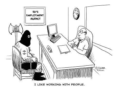78+ images about Funny Recruitment and Interview Cartoons