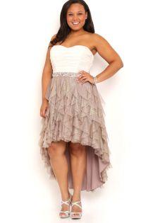 Deb Plus Size Prom Dresses 2018 - Formal Dresses