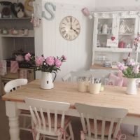 Best 20+ Shabby Chic Dining ideas on Pinterest