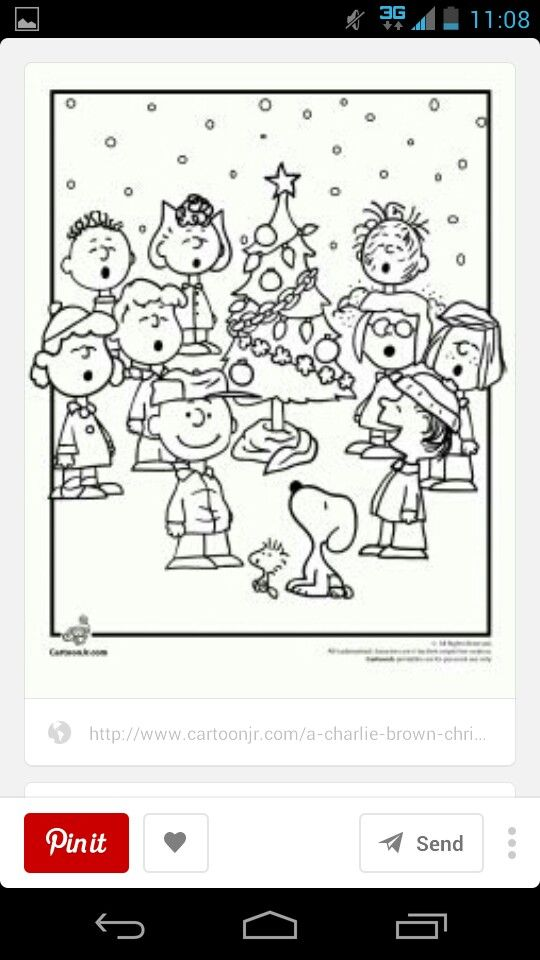 17 Best images about Snoopy Color Pages, etc. on Pinterest
