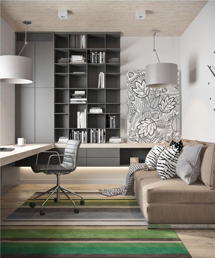 Best 25 Modern home offices ideas on Pinterest  Modern home office desk Modern study rooms