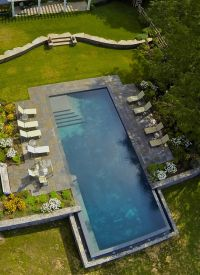 Best 25+ Rectangle pool ideas on Pinterest