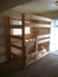 Best 20+ Bunk Bed Ladder ideas on Pinterest   Loft bed diy ...