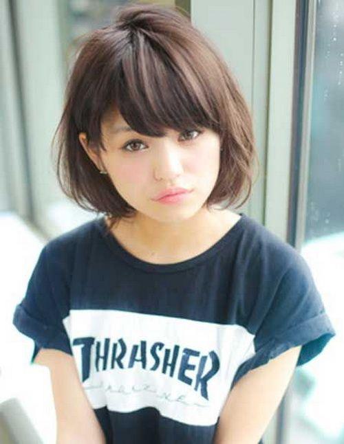 25 Best Ideas About Medium Asian Hairstyles On Pinterest Medium