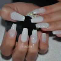 17+ best ideas about Long Square Nails on Pinterest ...