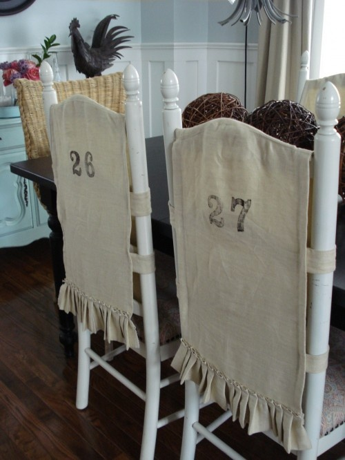 78 ideas about Dining Chair Covers on Pinterest  Chair
