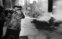 Hosing of demonstrators, Birmingham, Alabama, May 6, 1963
