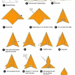 Star Flower Origami Diagram For Rim Lighting Paper Flight | Space Pinterest Rockets, And