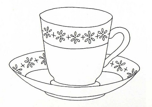 best images about tea crafts on pinterest  tea party