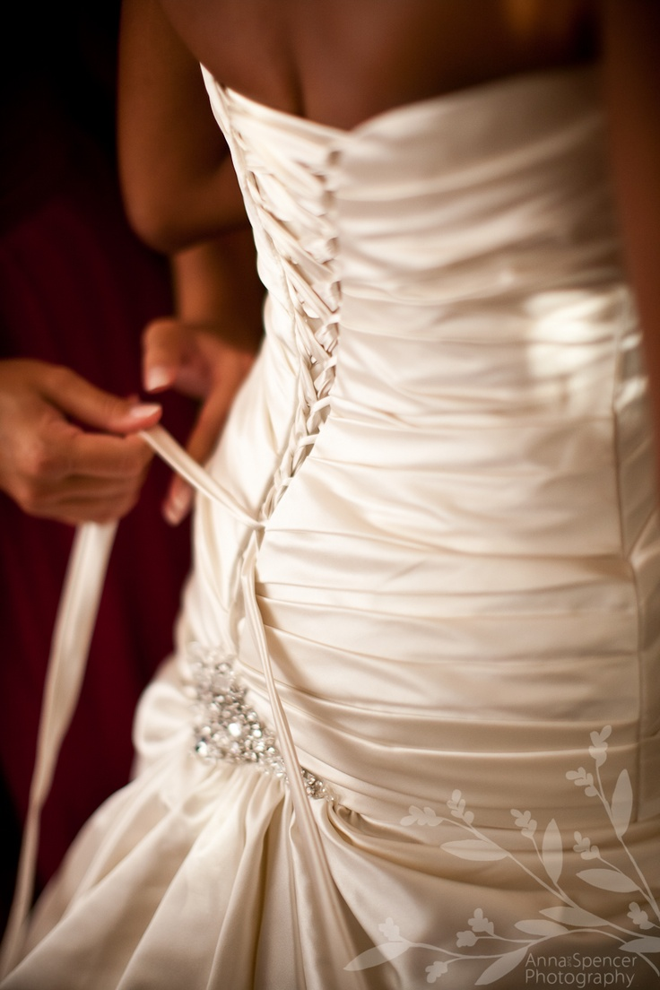 Maggie Sottero corset back Wedding Dress  Wedding dresses  Pinterest  Maggie sottero Colors