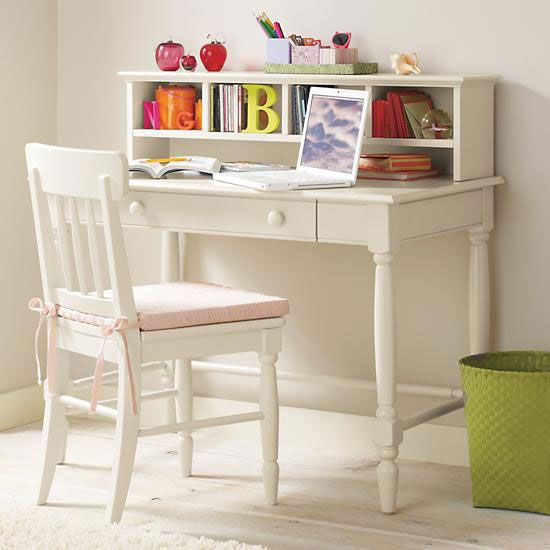 17 Best ideas about Girls Desk Chair on Pinterest  White
