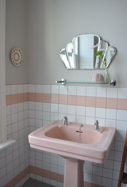 Bathroom Accessories Peach