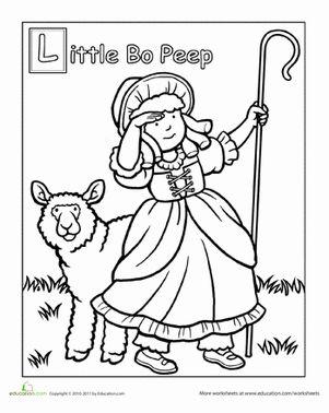 105 best Nursery Rhymes Preschool Theme images on Pinterest