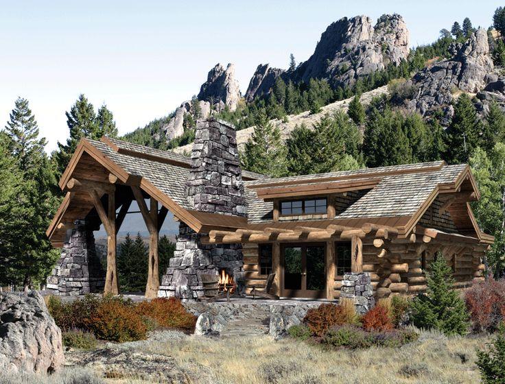 25 Best Ideas About Stone House Plans On Pinterest Modern Barn