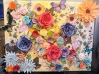 38 best images about Flower Wall on Pinterest | Kim ...