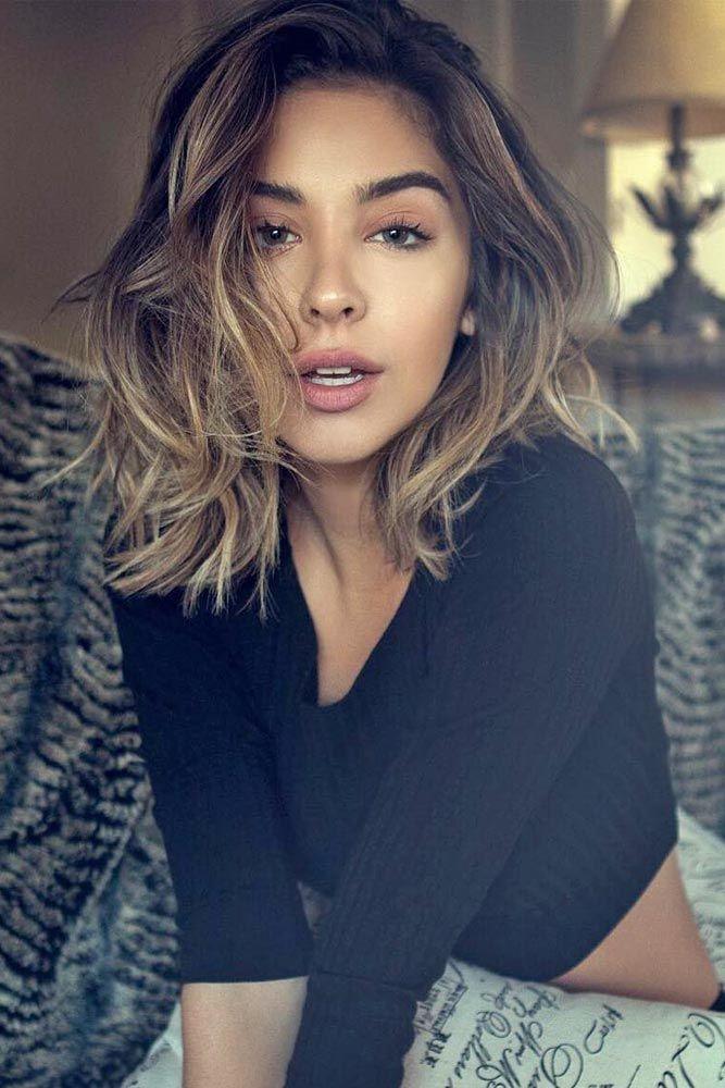 25 Best Ideas About Thick Medium Hair On Pinterest Medium Hair