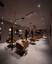 salon interior design. hair