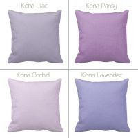 Purple Throw Pillow Cover by Primal Vogue - Various Sizes ...