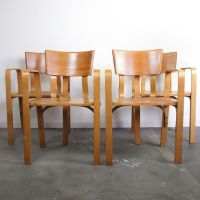 RESERVED for Andrew Mid Century Modern Thonet Bentwood ...