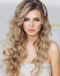 25+ best ideas about Long wedding hairstyles on Pinterest