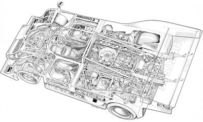 46 best images about Cutaway Drawings on Pinterest