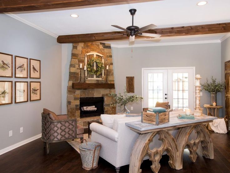 furniture placement in small living room with corner fireplace carpets for rooms ideas fixer upper: yours, mine, ours and a home on the river ...