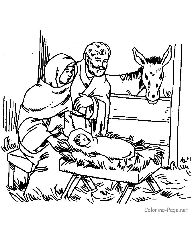 17 Best images about Bible Coloring and Activity Pages on