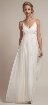 25+ best ideas about Simple beach wedding dresses on ...