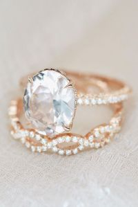 25+ best ideas about Gold engagement rings on Pinterest ...