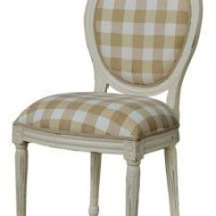 Gingham Dining Room Chair Covers Office Cover Florence Upholstered (love The Tan Buffalo Check/gingham) | Home Lovelies ...