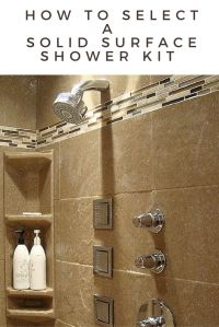 17 Best images about Shower & Tub Wall Panels on Pinterest ...