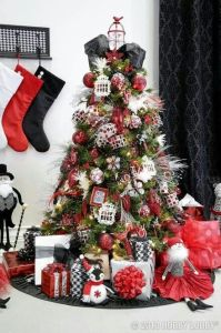 2457 best images about Christmas trees@ mantels on Pinterest