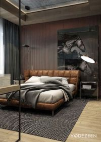 Best 25+ Masculine bedrooms ideas on Pinterest