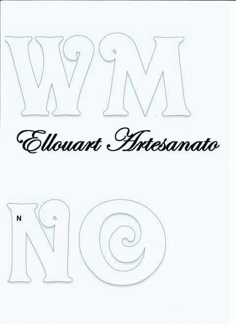 25+ best ideas about Letras para carteles on Pinterest