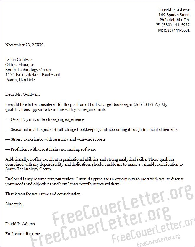 bookkeeping resume examples