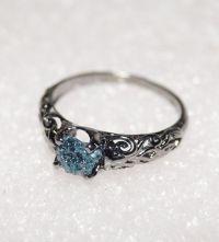 17 Best ideas about Raw Diamond Rings on Pinterest | 3 ...